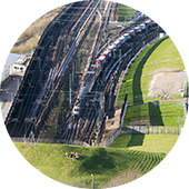 Eurotunnel Freight trains